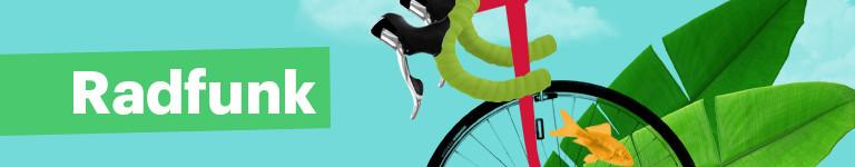 Fahrradmotiv Radfunk