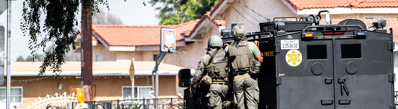 """Swatting"" in den USA"