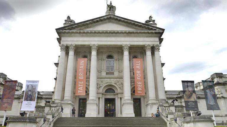 Tate Britain Haupteingang