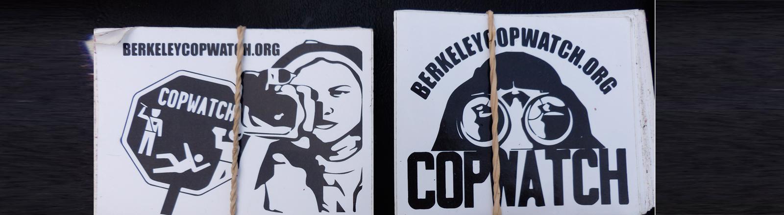 Copwatch - Polizisten in den USA bei der Arbeit filmen.