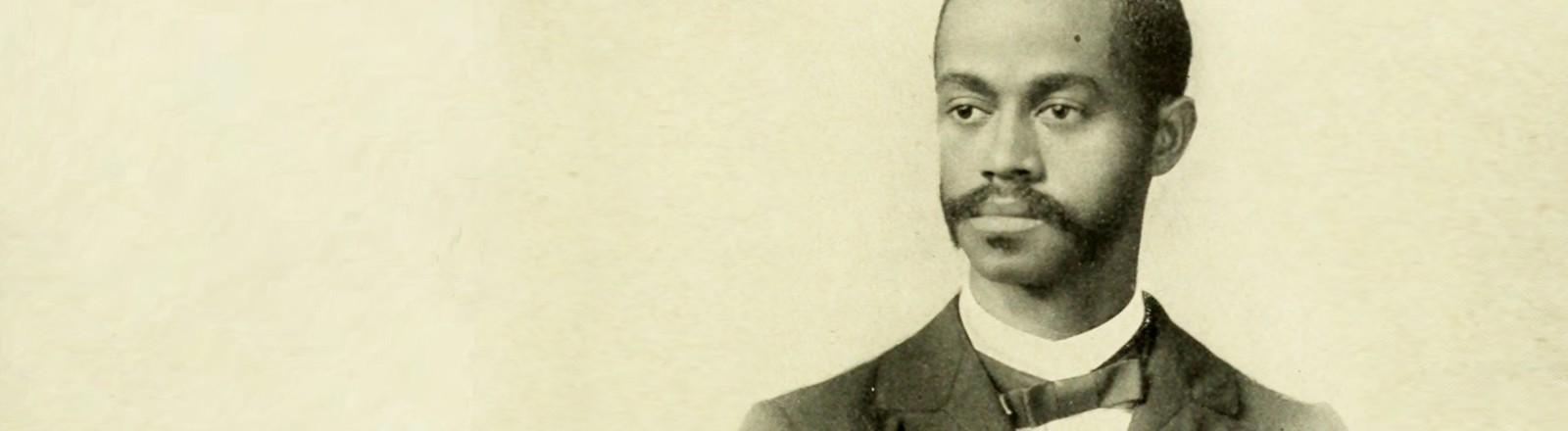 Ein altes Foto des Biologen Charles H. Turner