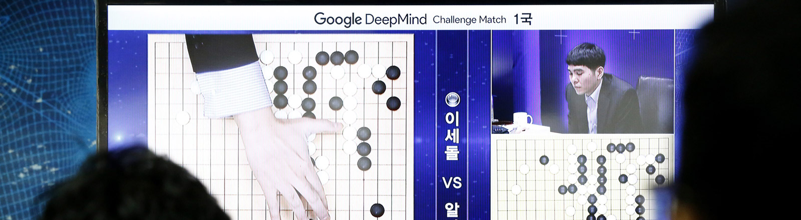 Go-Spiel zwischen Google-Software und Lee Sedol