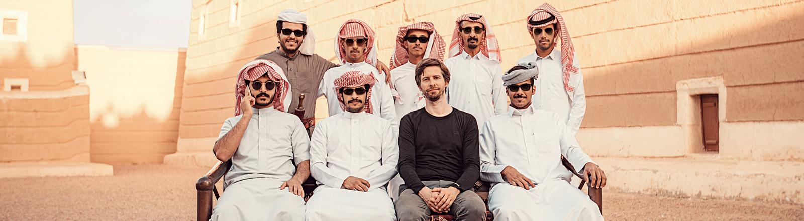 Stephan Orth hat Saudi-Arabien bereist.