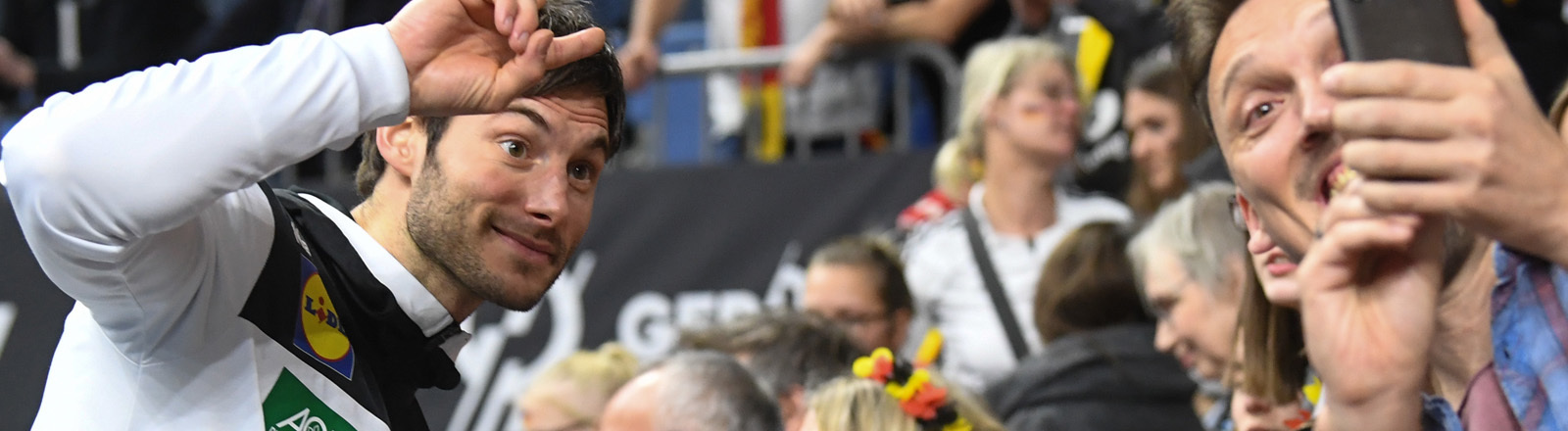 Uwe Gensheimer bei der Handball-WM 2019