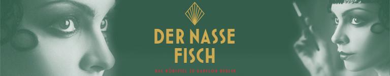 """Grafik Hörspiel """"Der nasse Fisch"""""""
