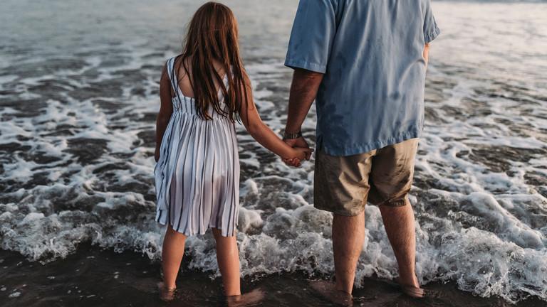 Wie Tochter und Vater wieder zueinanderfinden