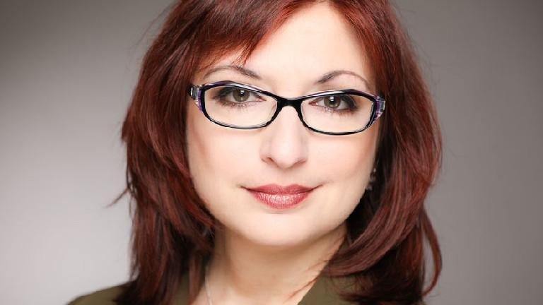 Ein Porträt der Psychotherapeutin Mona Abdel-Hamid