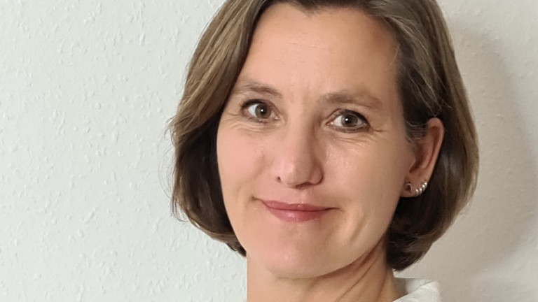 Die Psychologin Tabea Scheel.