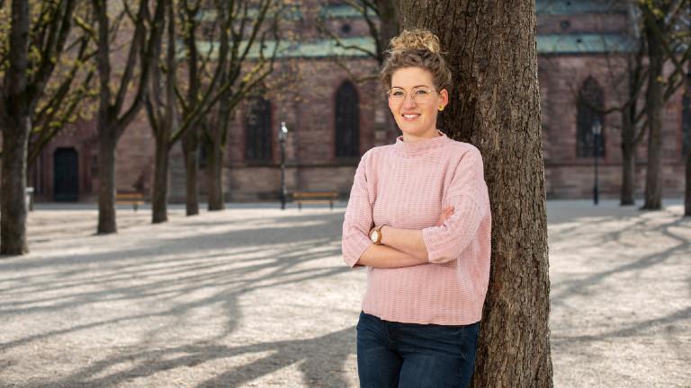 Christine Blume, Schlafforscherin am Zentrum für Chonobiologie