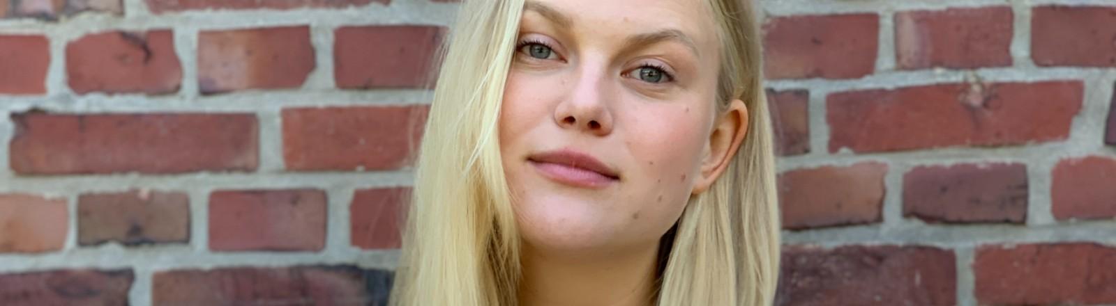 Topmodel Anne-Sophie Monrad