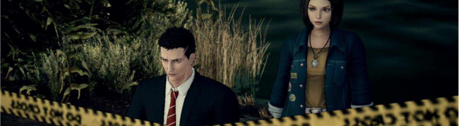 "Ein Screenshot aus dem Game ""Deadly Premonition 2"""