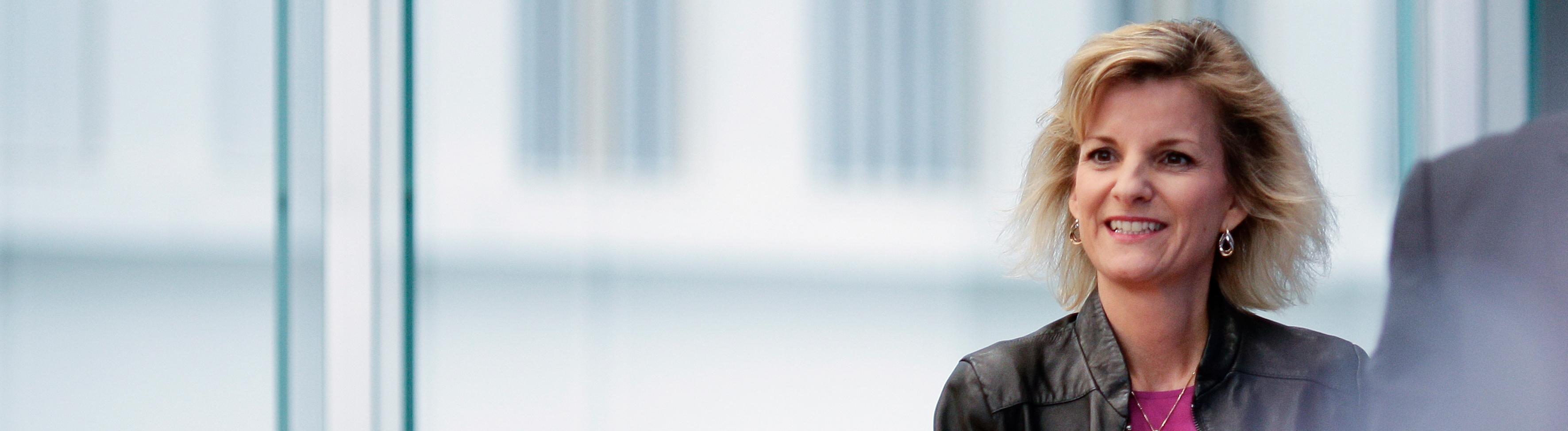 Vorstellung des Drogen- und Suchtbericht 2019. Foto: Daniela Ludwig, CSU, Drogenbeauftragte der Bundesregierung.