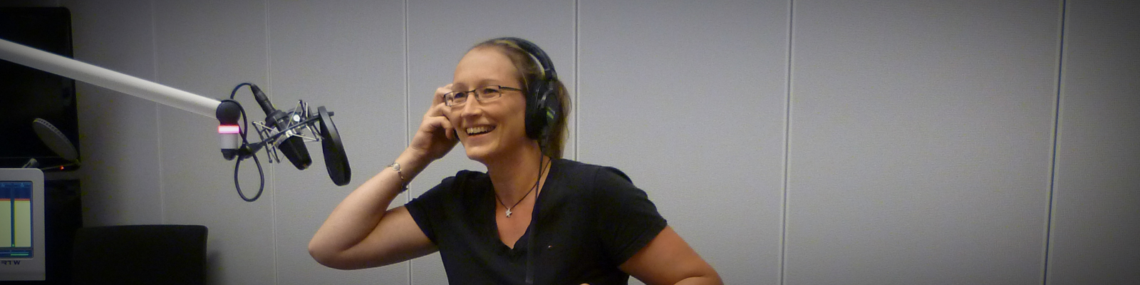 Die Goldmedaillen-Gewinnerin bei den Paralympics 2012 in London und aktuelle Vize-Weltmeisterin: Rollstuhl-Basektballerin Marina Mohnen bei DRadio Wissen.