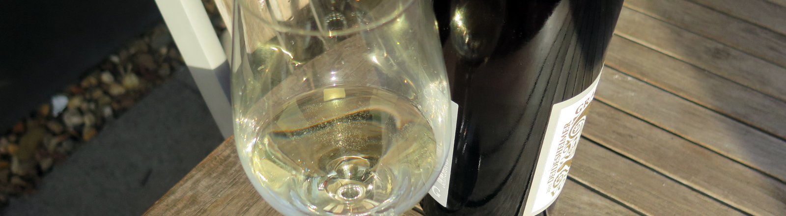 Ein Qualitätswein aus dem Rheintal