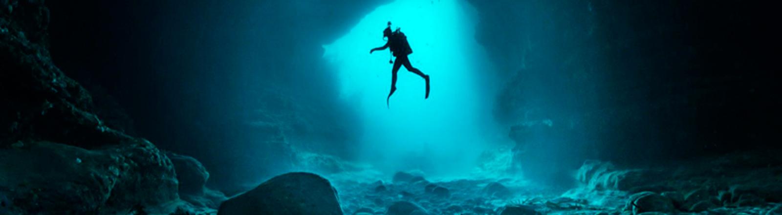 Uli Kunz ist Tiefseeforscher und Fotograf