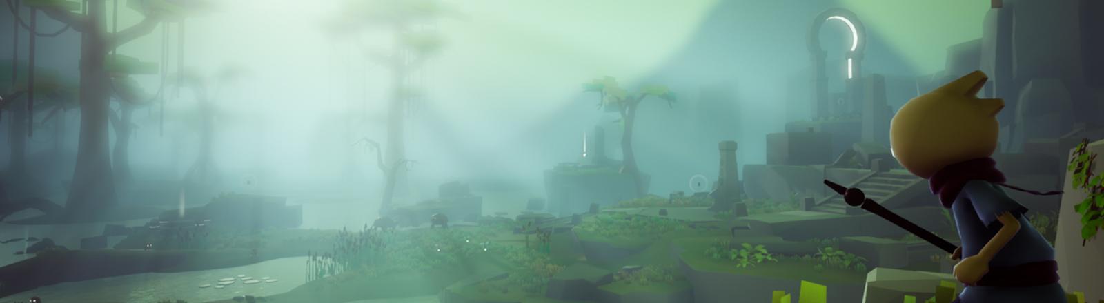 """Screenshot aus dem Game """"Omno"""" von Inkyfox"""
