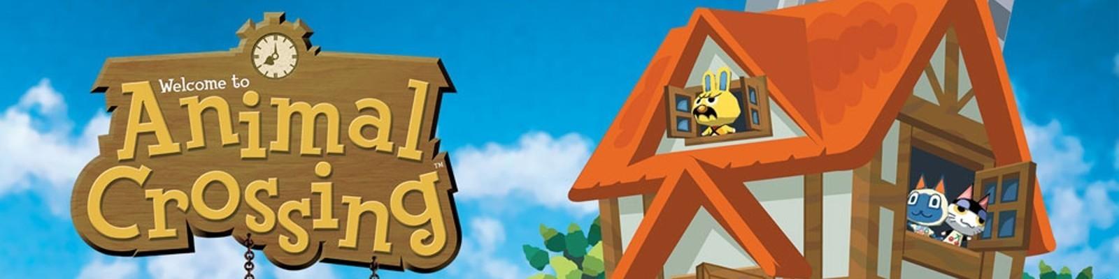 Das Computerspiel Animal Crossing