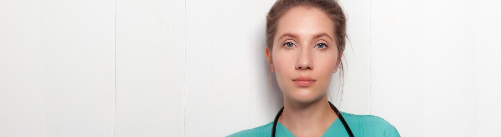 Krankenschwester Nina Böhmer