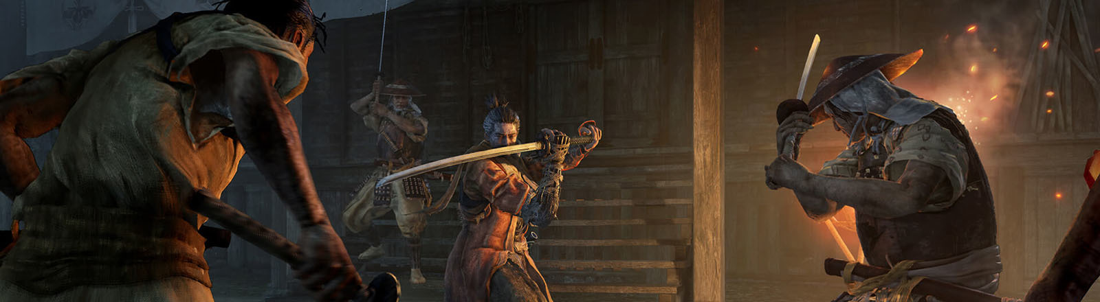 """Sekiro: Shadows Die Twice"""