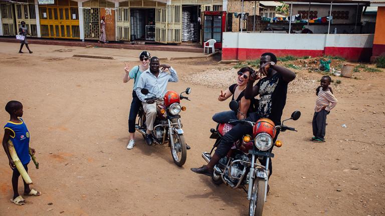 Tilla in Uganda.