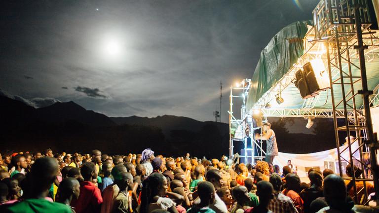 Festival in Moroto