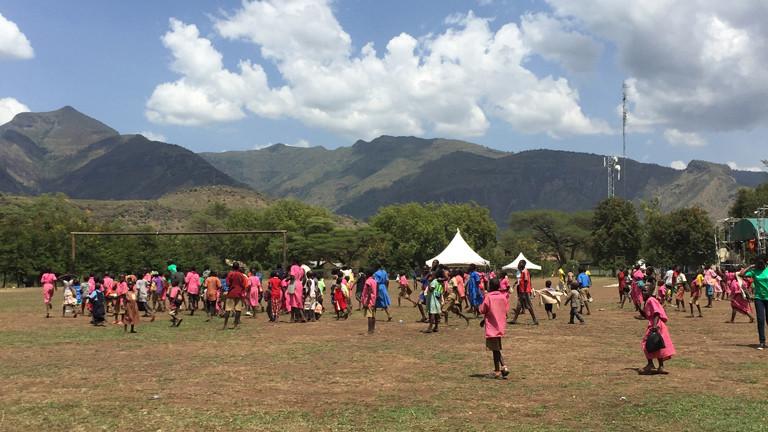 Das Festival in Moroto