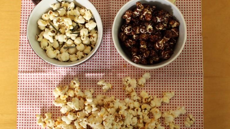 Can't stop snacking. Alle drei getestetn Varianten schmecken großartig.