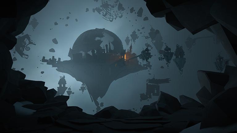 "Screenshot aus dem Game ""Maquette"""