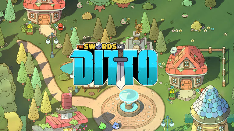 Screenshot Swords of Ditto