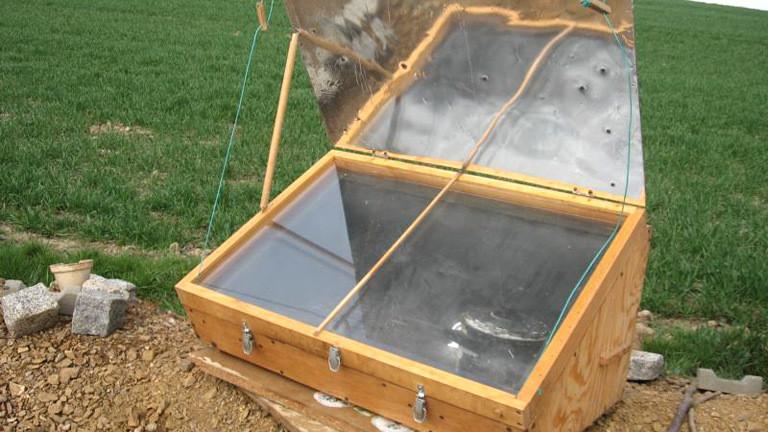 Ein ULOG Solarofen.