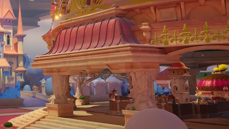 "Screenshot aus dem Spiel ""Maquette"""