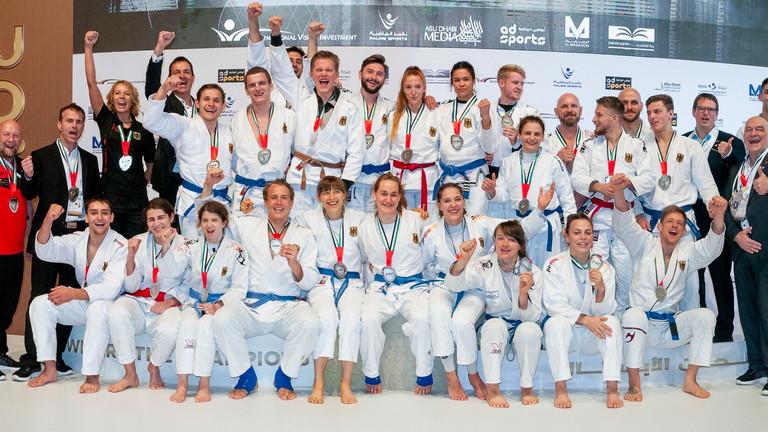 Brazilian Jiu Jitzu Team Nationalmannschaft
