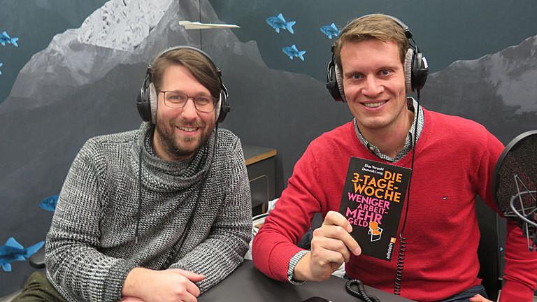Sebastian Sonntag und Dominik Lang