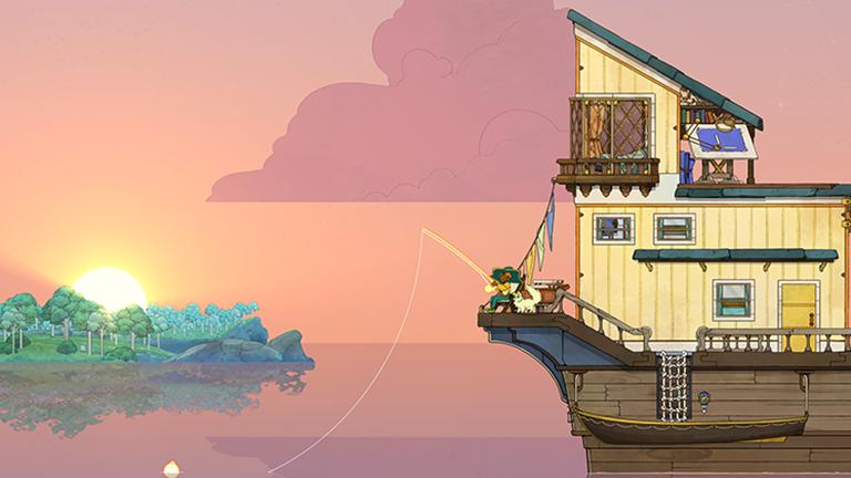 Screenshot aus dem Spiel Spiritfarer