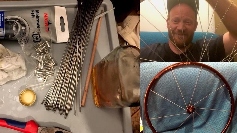 Ersatzteile Rennradbau Moritz Metz