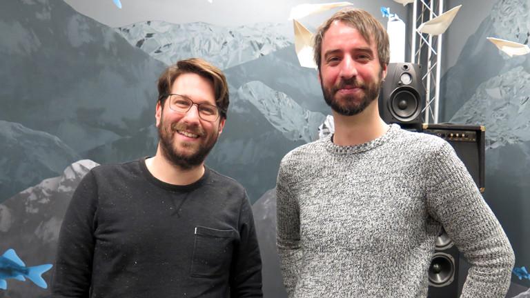 Sebastian Sonntag und Stephan Scheuer