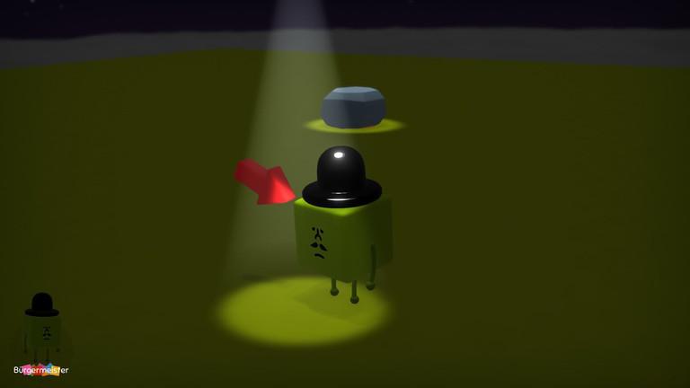 """Screenshot des Spiels """"Wattam"""" von Funomena"""