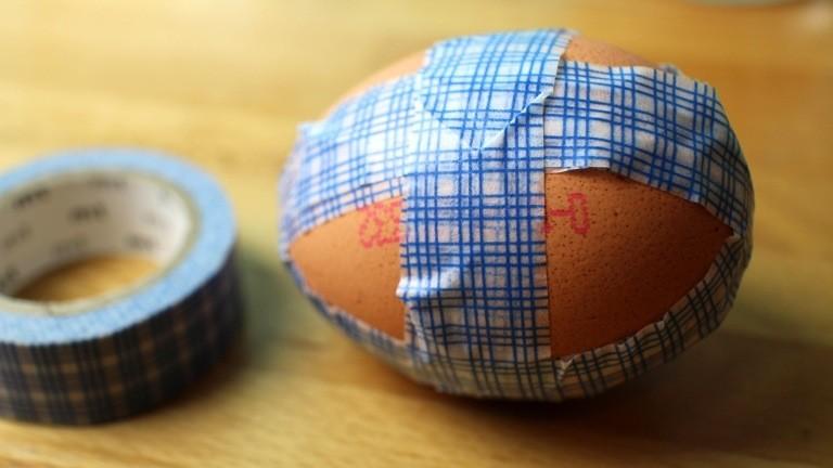 Wir bastel ein Inside-Out-Ei