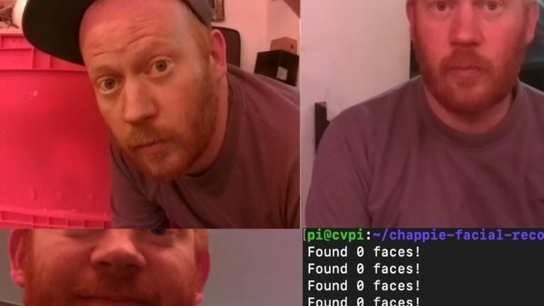 KI Software cvpi für Gesichtserkennung