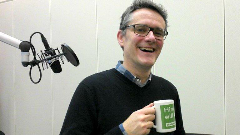 Dr. Udo Brömme alias Komiker und Gagschreiber Ralf Kabelka.