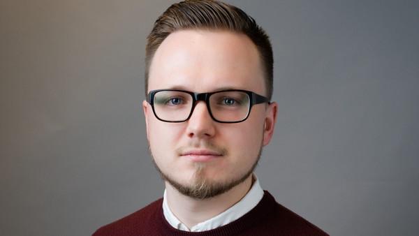 Extremismusforscher Jakob Guhl