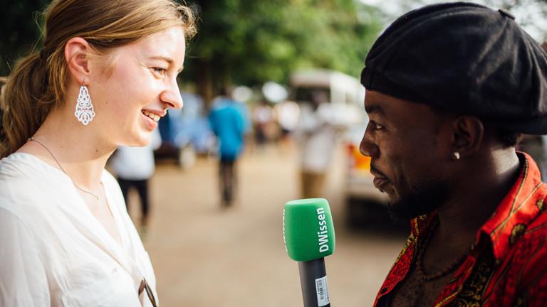 Tilla Kross in Moroto, Uganda