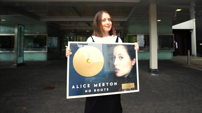 Sängerin Alice Merton.