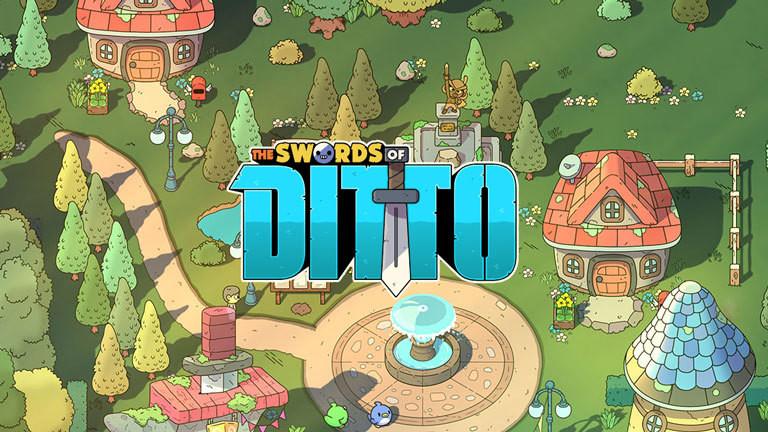 Screenshot Swords of Ditto
