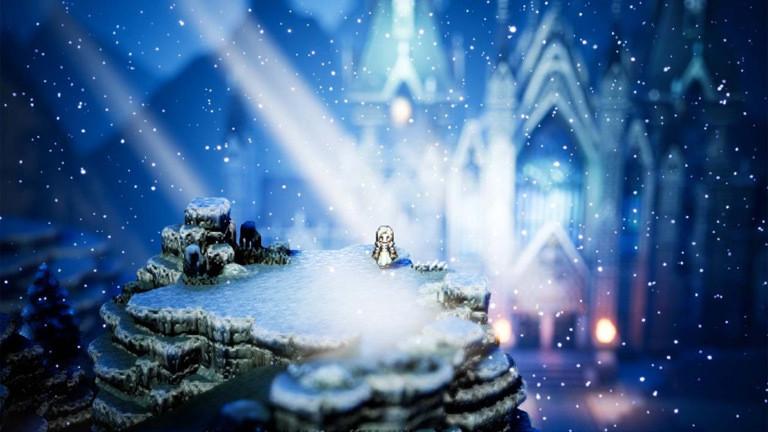 Game-Screenshot: Octopath Traveller