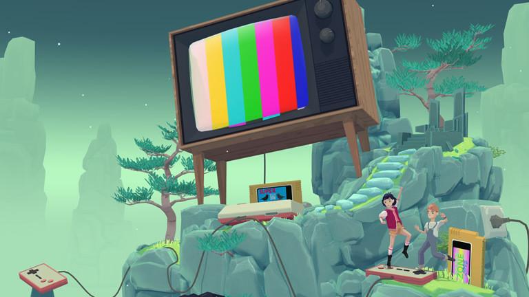 "Screenshot Indie-Game ""The Gardens Between"""