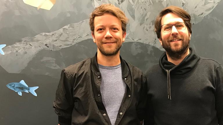 Michael Bohmeyer und Sebastian Sonntag