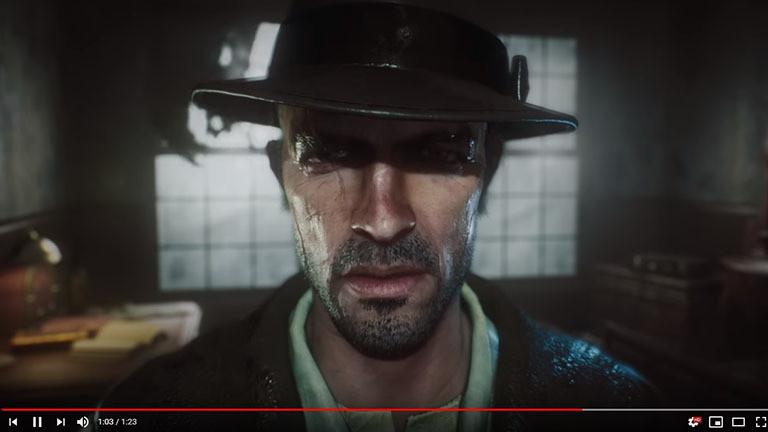 Screenshot aus The Sinking City