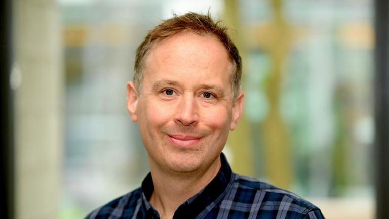 Patrick Gensing, Journalist, Buchautor und Nachrichtenredakteur bei tagesschau.de