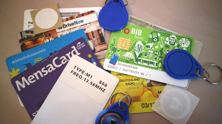 RFID-Hacks - Chipkarten.